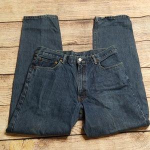Levi's W36 L34 cotton jeans